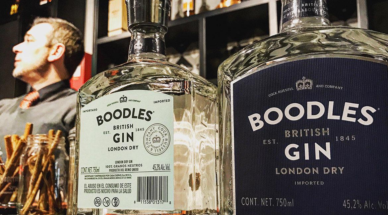 2a Clínica de Gin con Boodles