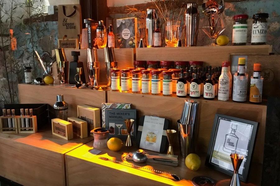 El Liquor Store presente en el Corredor Cultural Roma-Condesa