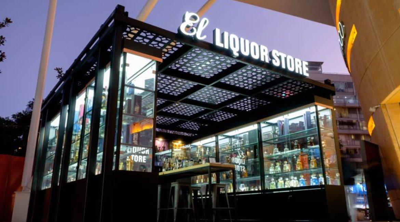Tiendas de Temporada de El Liquor Store